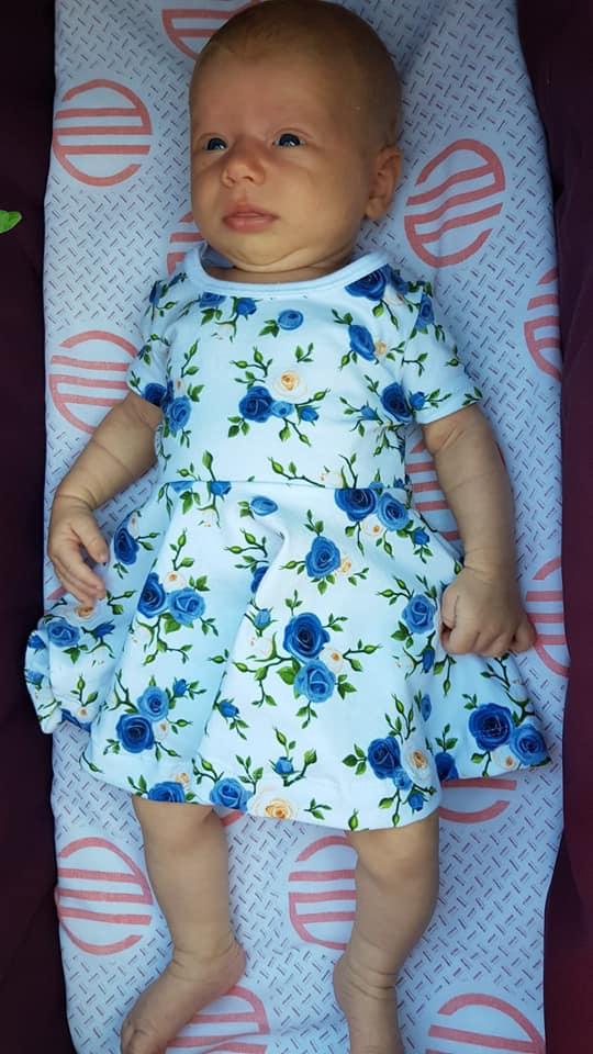 Primrose baby dress